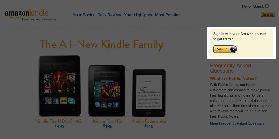 amazon manage my kindle books